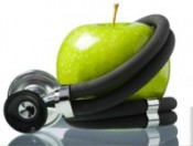 YPMD - Logo - Apple Stethoscope
